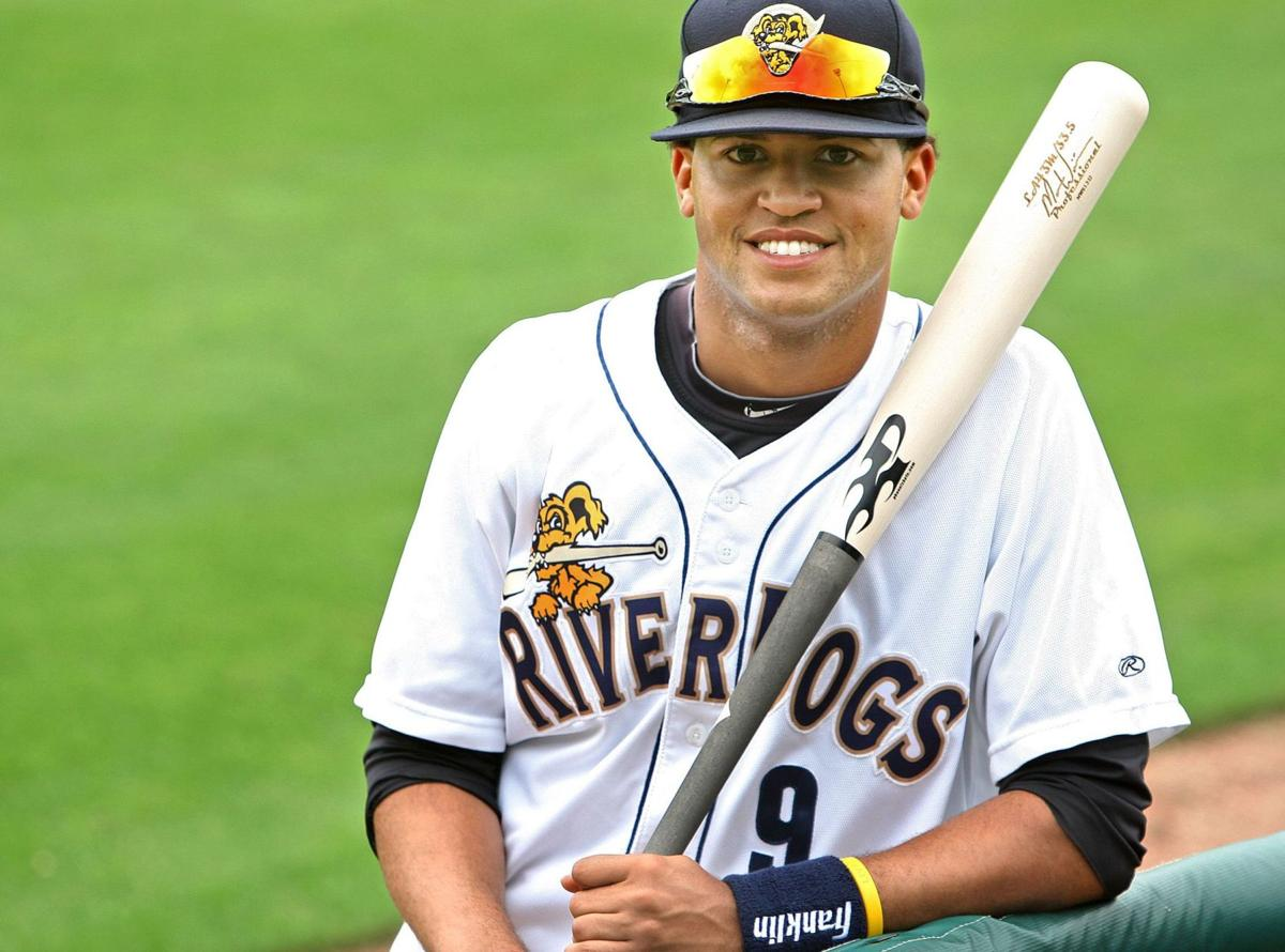 RiverDogs' Williams will 'be fun to watch'