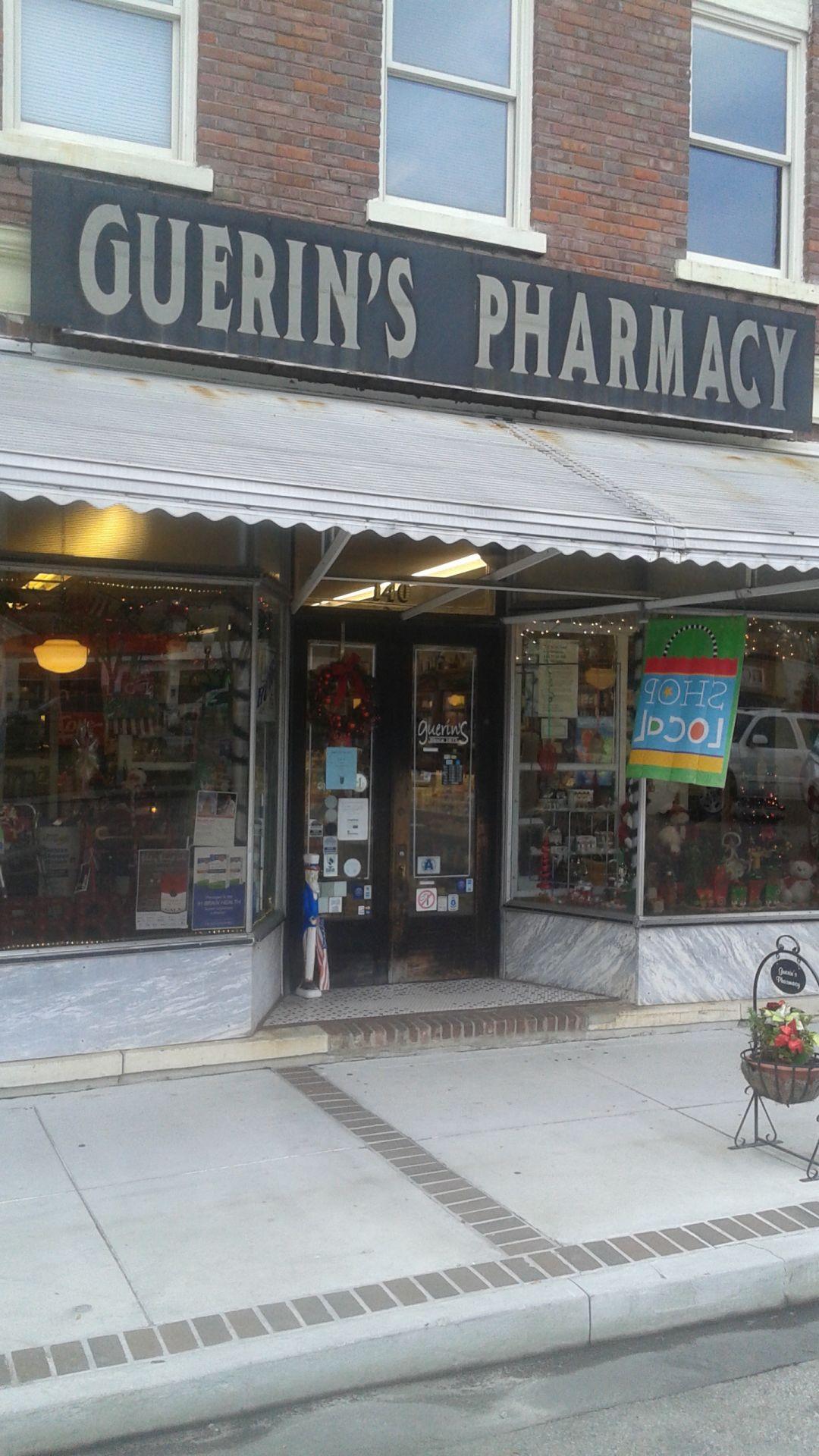 Peper Guerin's Pharmacy