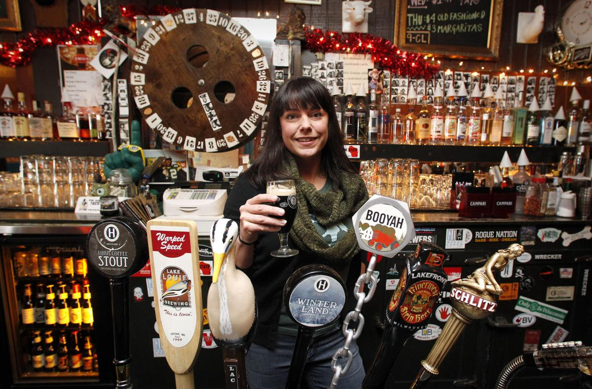 Beer becomes her Growing number of women prefer craft brews to wine