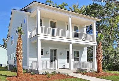 Lennar Sea Aire homes on James Island (copy)