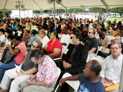 Job fair in Allendale draws thousands in need