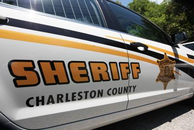 Charleston County sheriff patrol vehicle