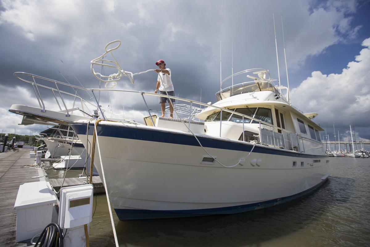 LP Hurricane Prep boat.JPG (copy)