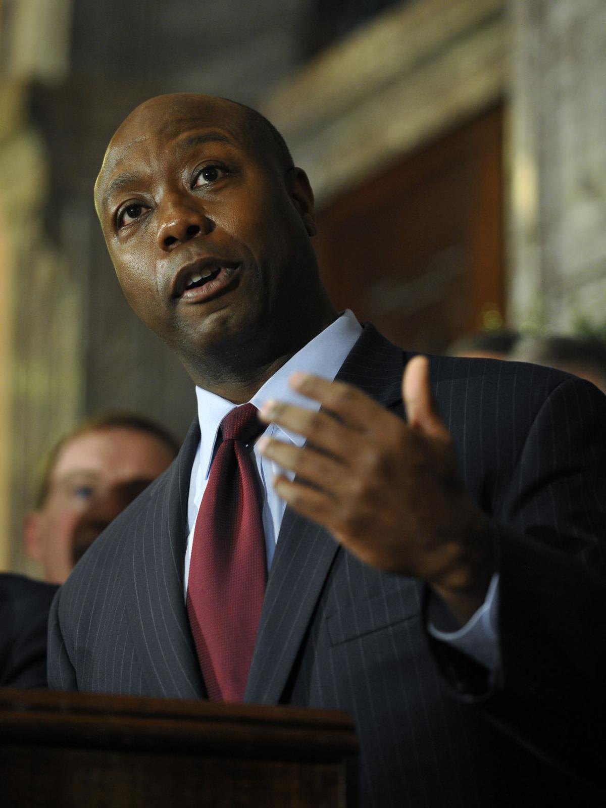 SC's newest U.S. senator to open N. Charleston office today