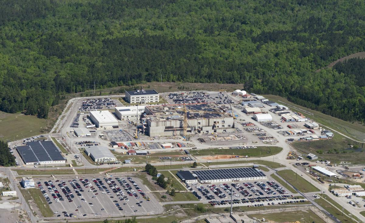 MOX facility