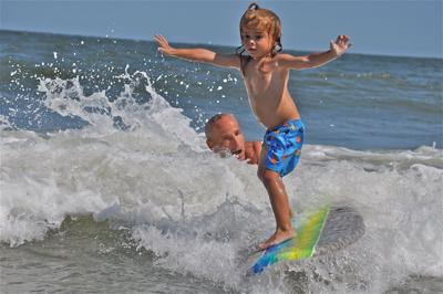 Local surfing's Gromfest is all about the kids