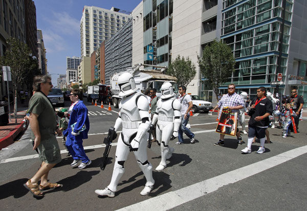 Comic-Con remains rooted in comic books