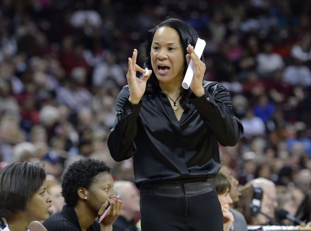 USC adds Texas to rugged women's basketball slate