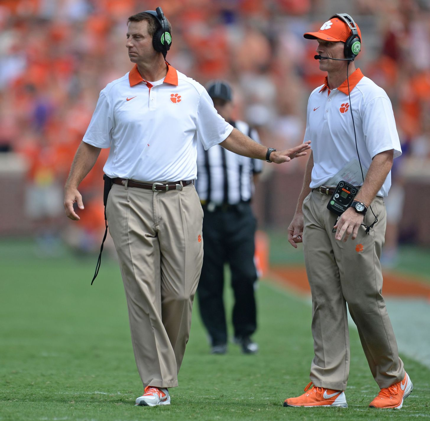 On the Beat: Venables not satisfied yet with Clemson defense (copy)