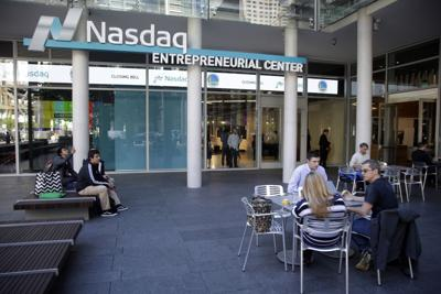 Nasdaq center aims to forge ties with startups in Calif.