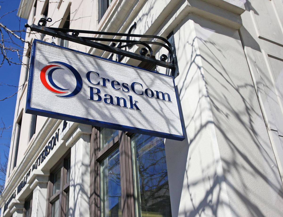 Charleston's CresCom Bank plans to open Greenville branch