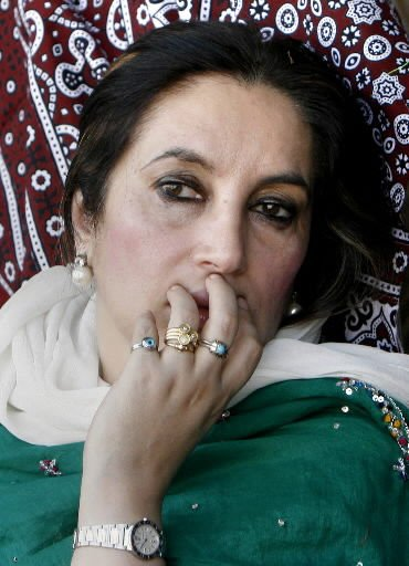 Pakistani opposition leader Bhutto killed in suicide attack on campaign rally