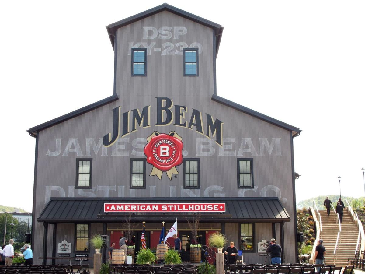 Beam being acquired by Japan's Suntory