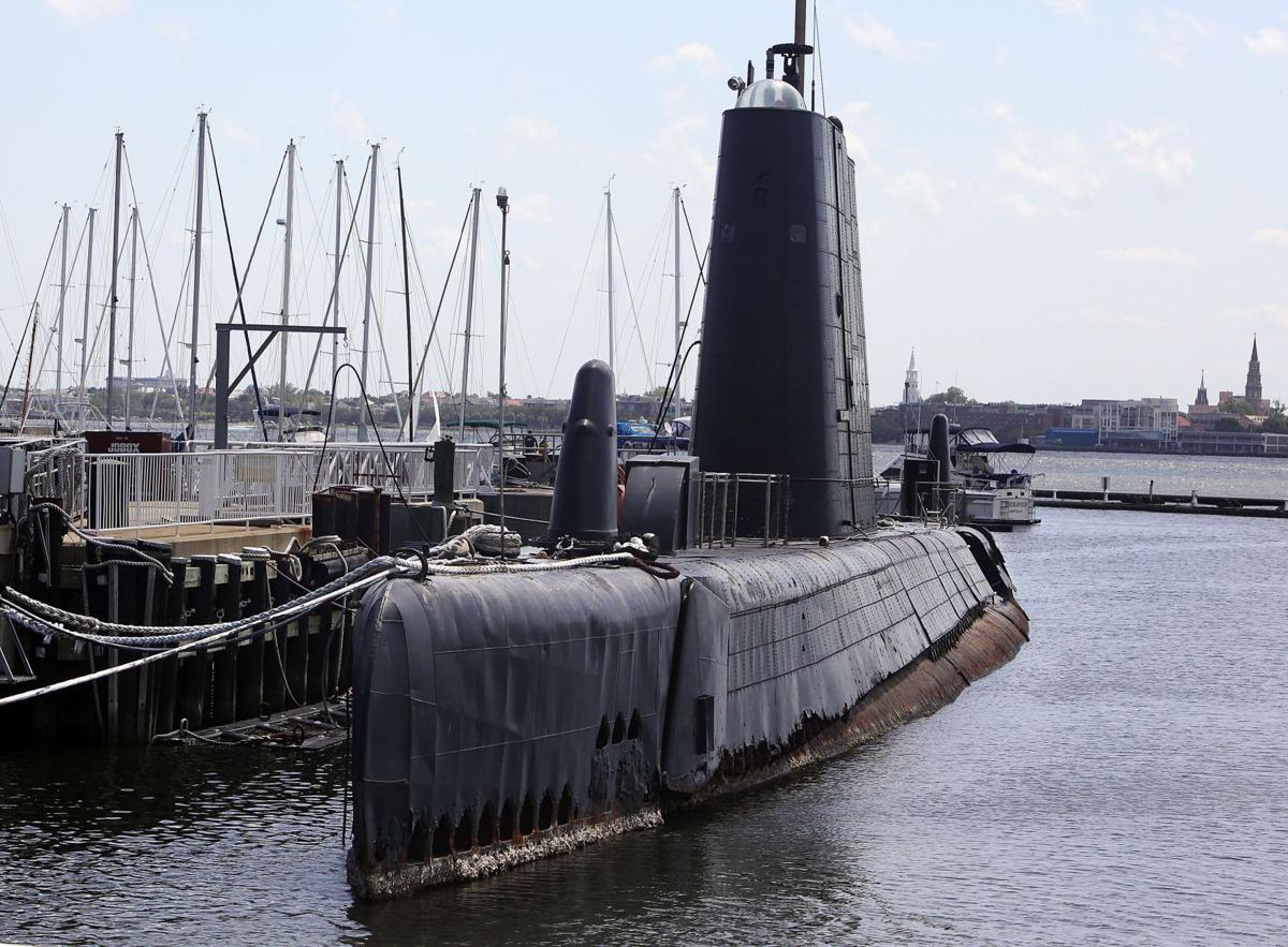 Tenn. group rallying for submarine Clamagore