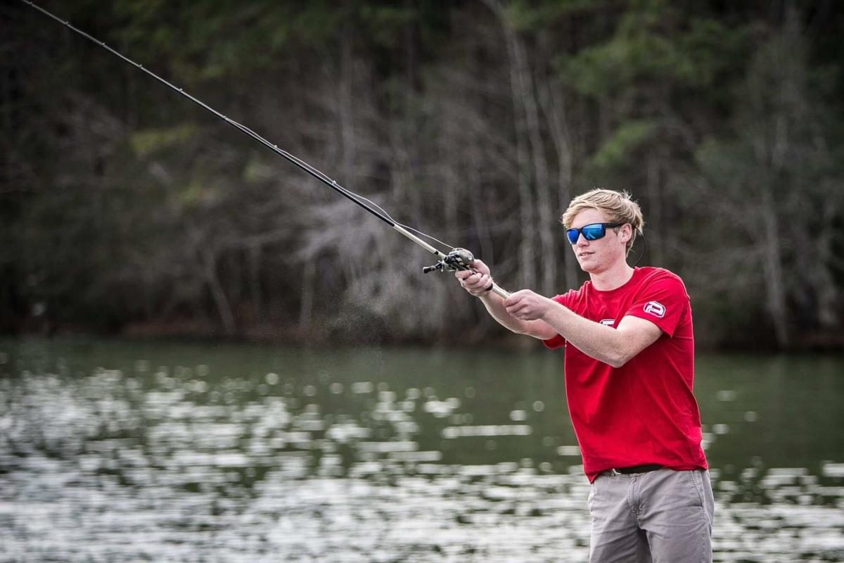 fishing scholarships two summerville teens will be