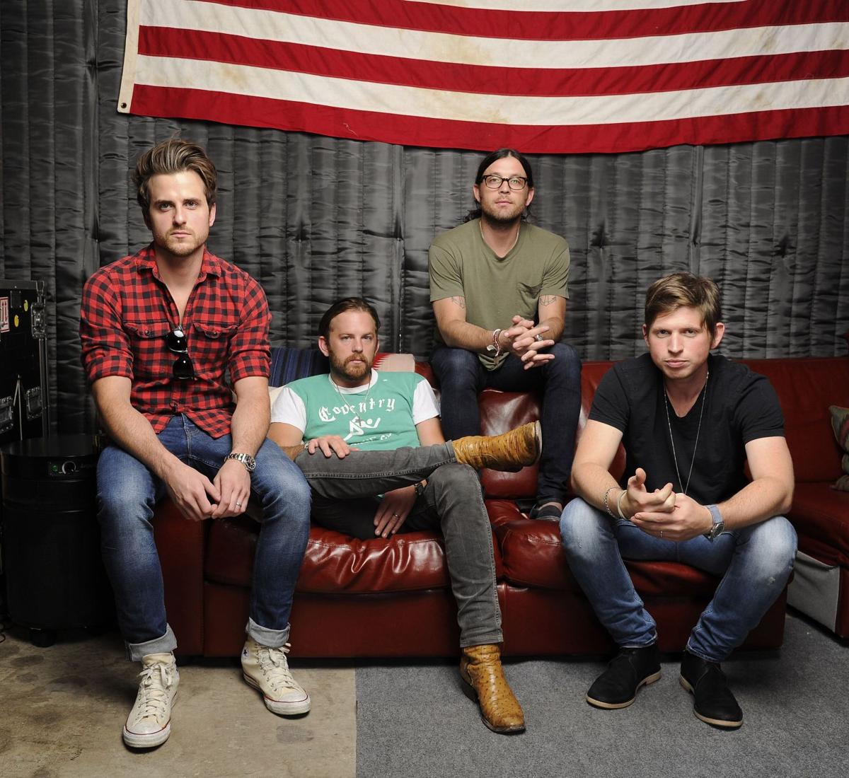 Kings of Leon return refreshed and recharged