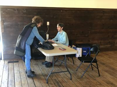Teens sought to work the polls