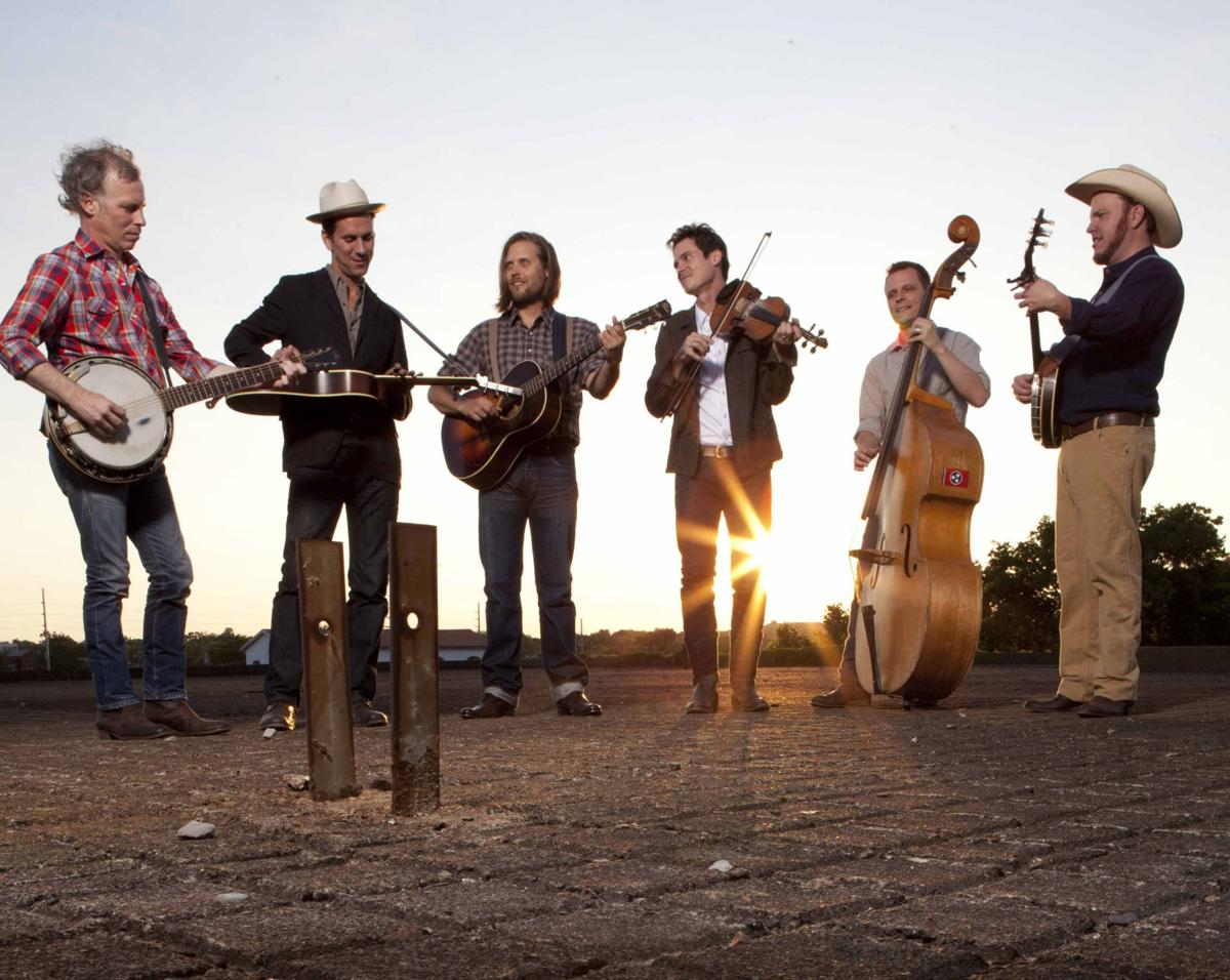 Old Crow Medicine Show performs in North Charleston this week after winning Grammy