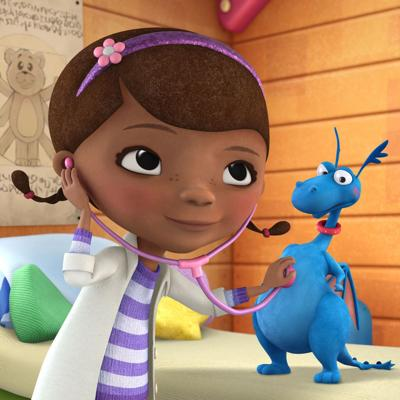 Black doctors see pride in TV's 'Doc McStuffins'