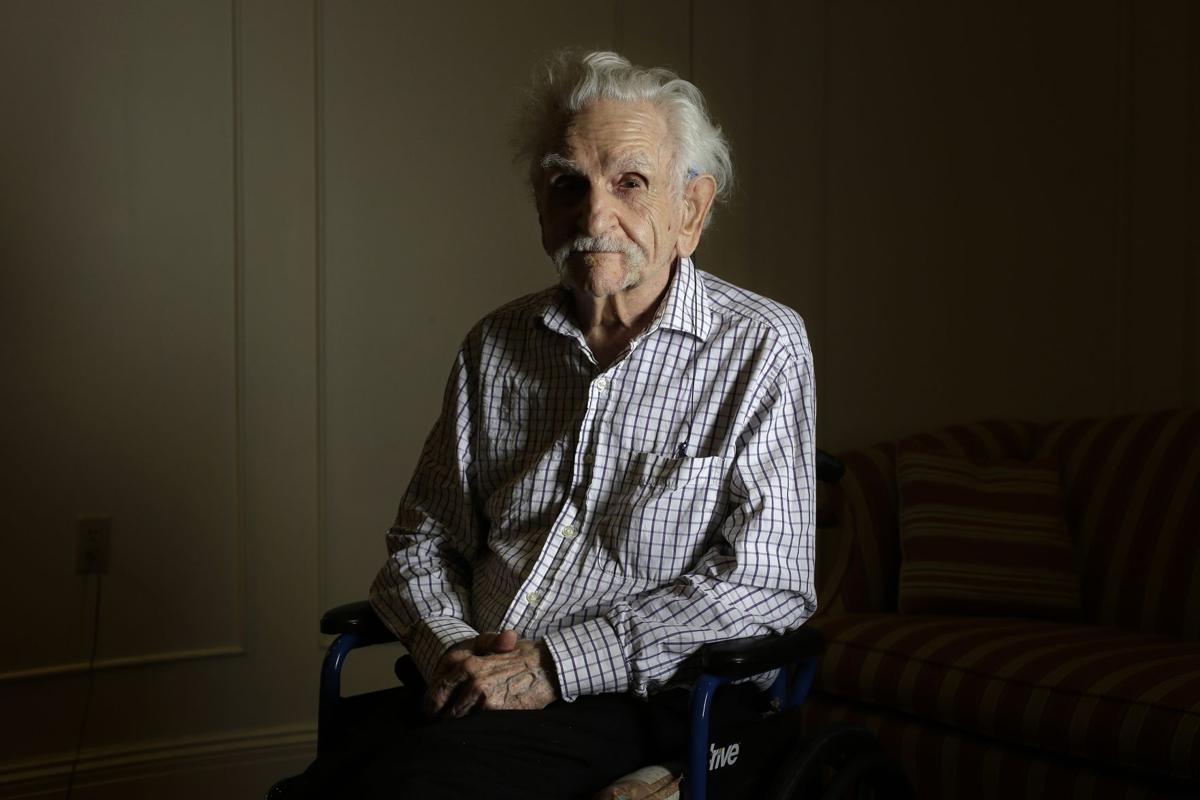 Retirement community boasts 6 centenarians