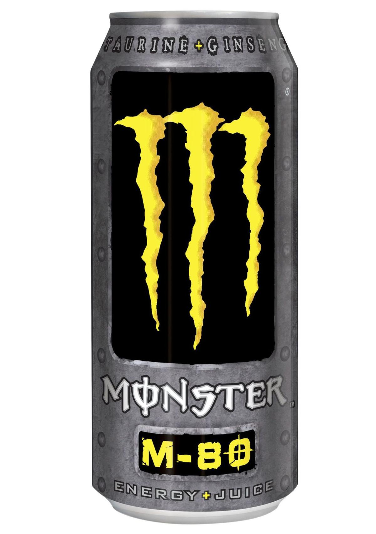 Coca-Cola bets on energy drinks with Monster stake