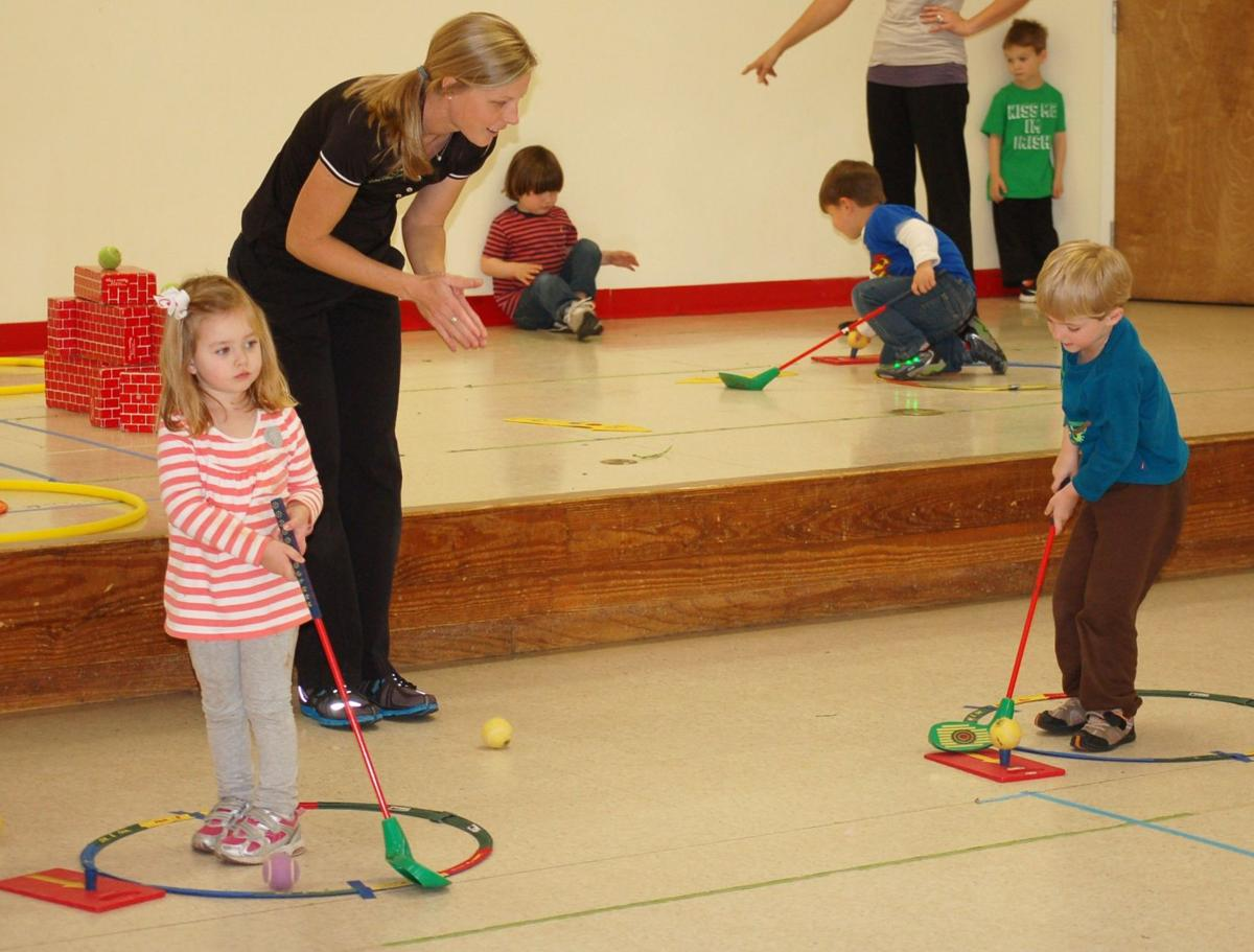 Grasshopper golf a learning experience