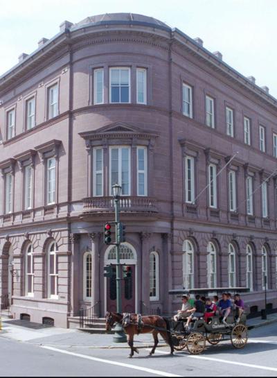 Historic financial building at 1 Broad St. changes hands; new owner plans restoration