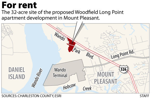 A generation of renters: 258-unit apartment project in the works for Mount Pleasant