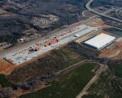 Success may inspire more inland ports