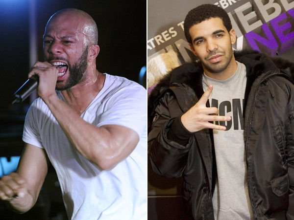 Common tells his side of feud with Drake