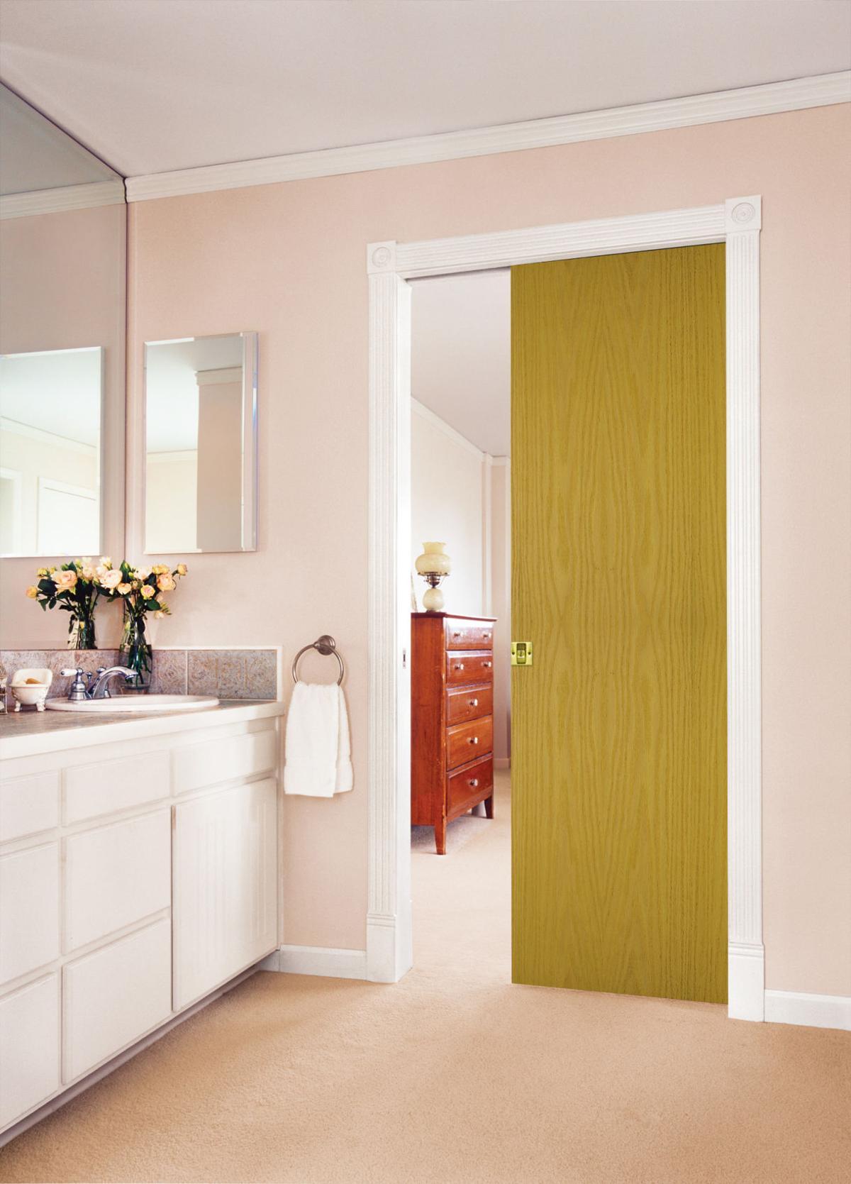 Opening the door to a new look