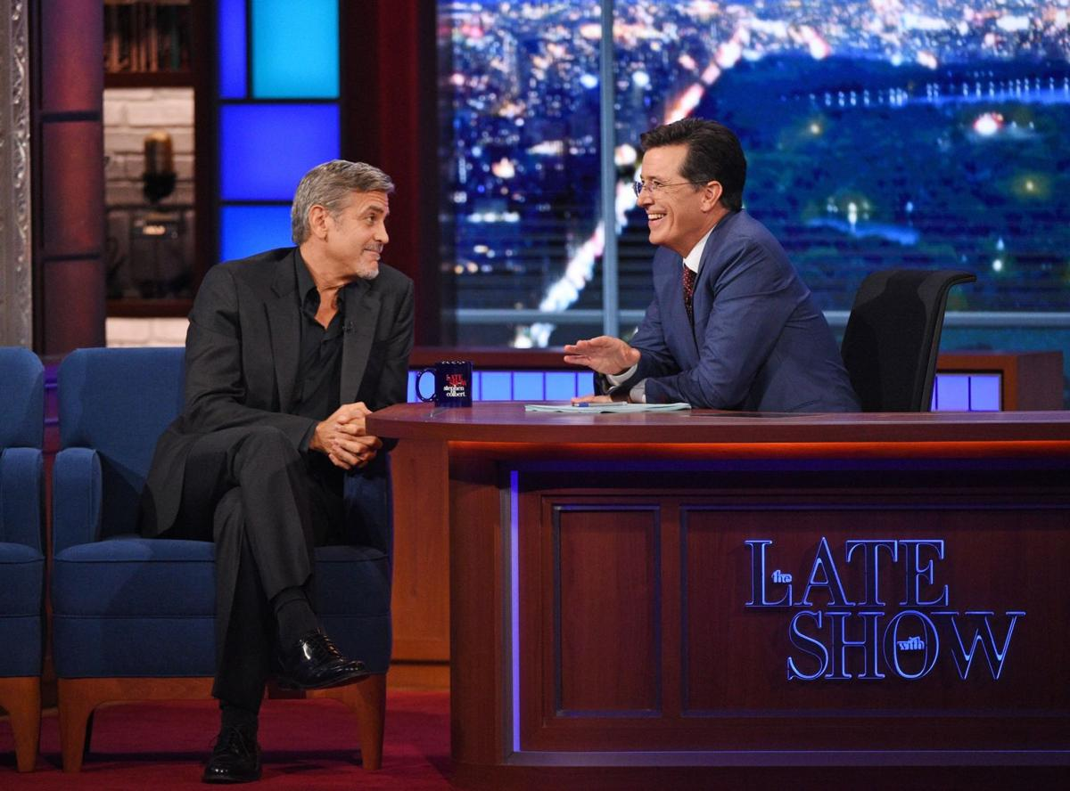 Colbert: First show almost didn't make it