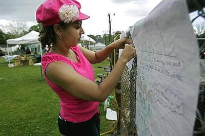 Volunteering brings Lowcountry families together