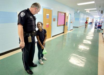 Cops in elementary schools: Are students safer now? (copy)