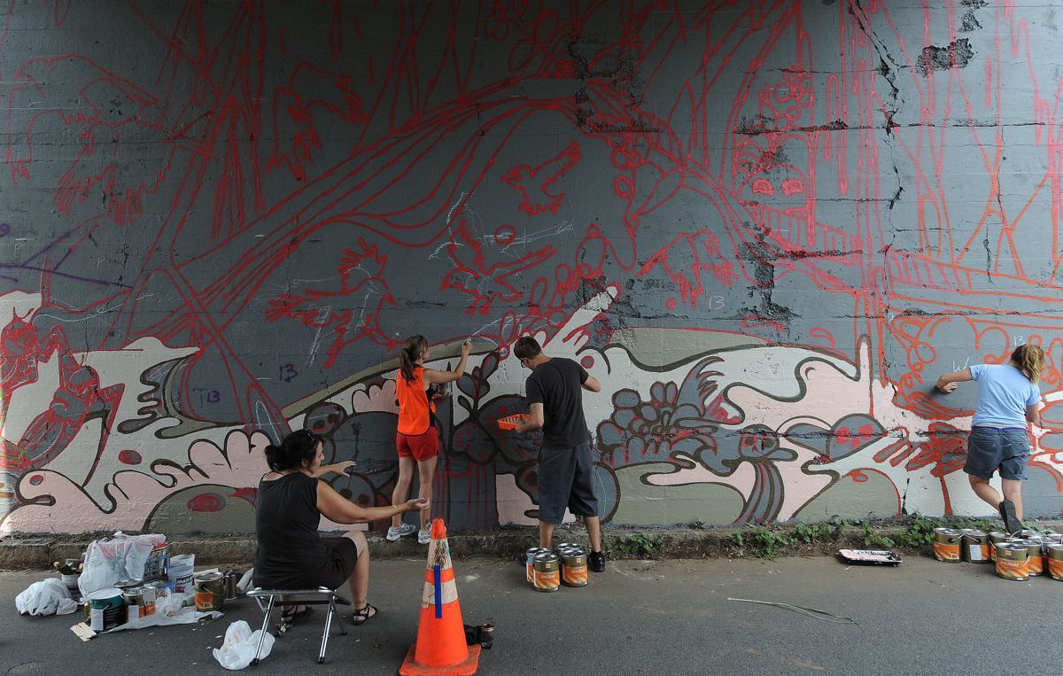 Living Walls brings legal street art to Atlanta