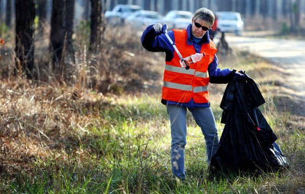 GILBRETH COLUMN: Officials need to get serious about rural litter
