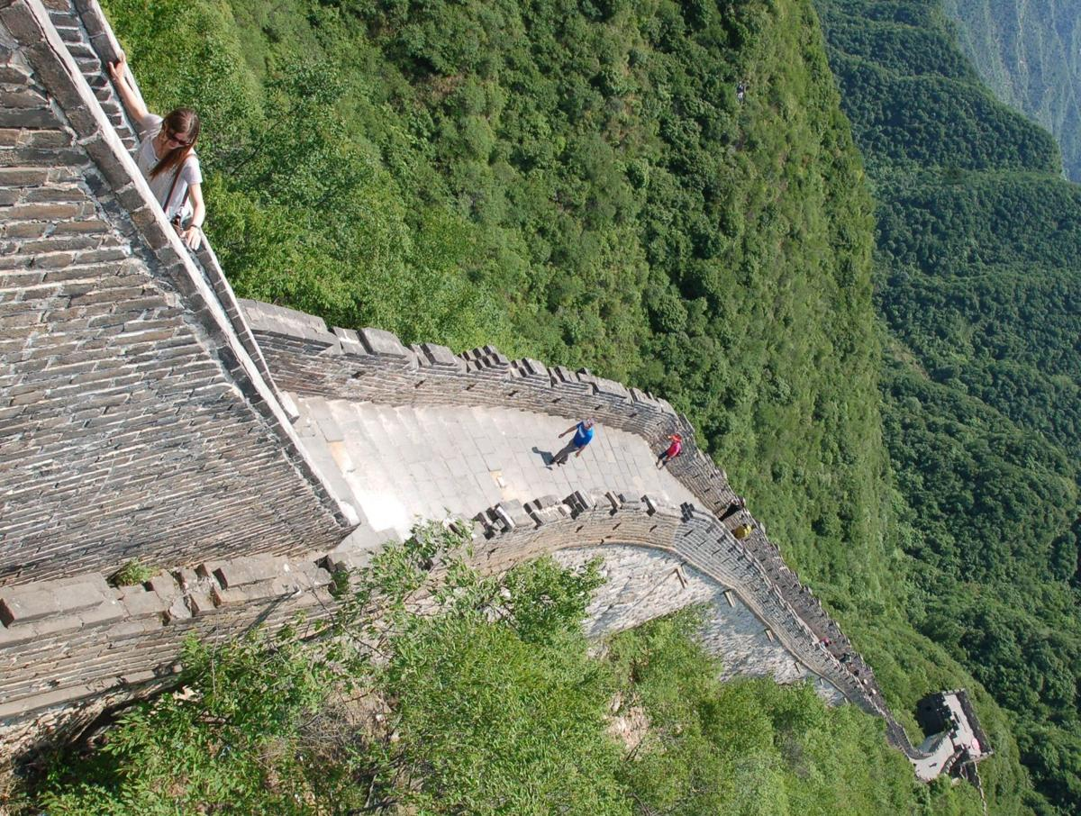 China, in five long walks: Nation revealed one step at a time