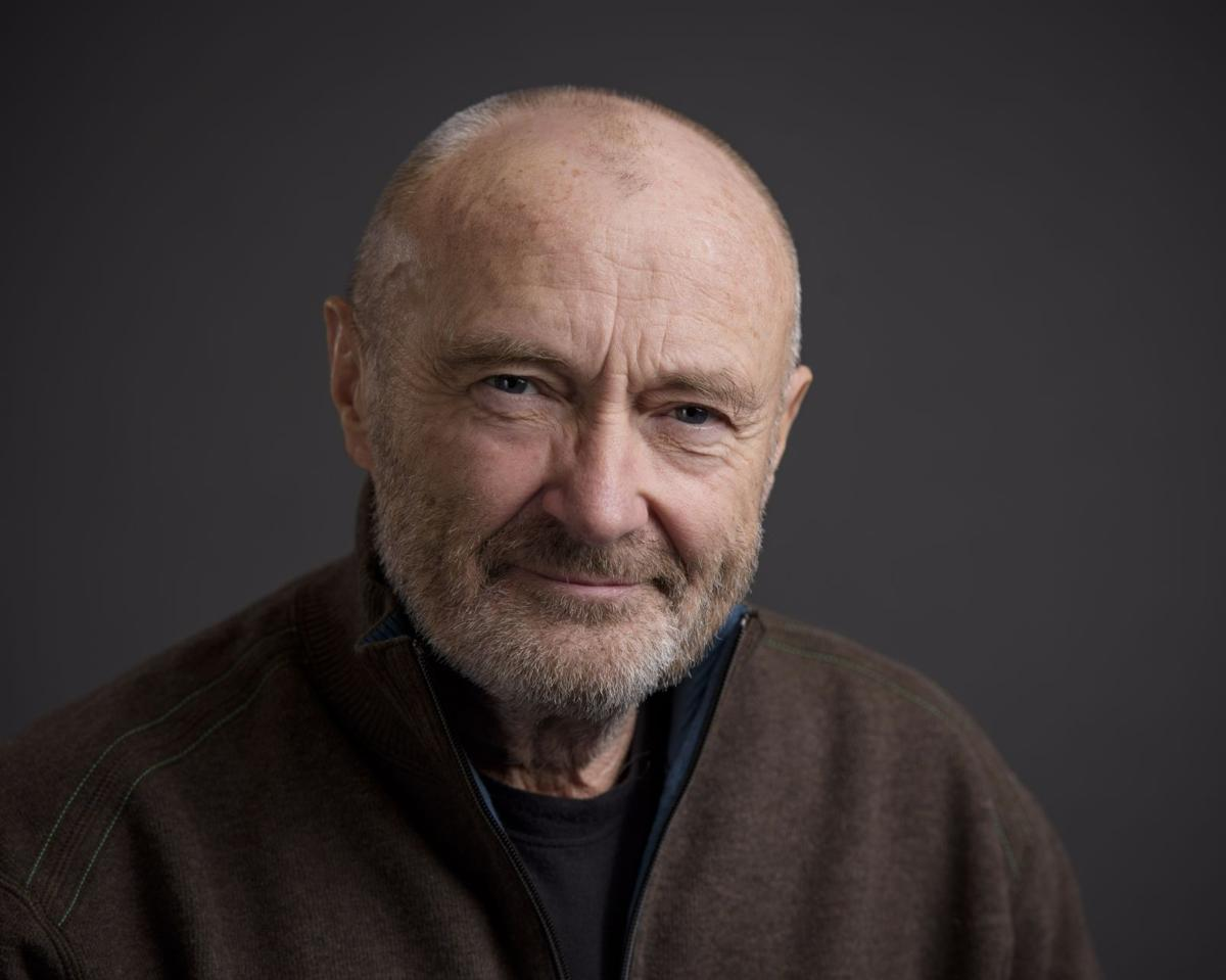 With CDs, Phil Collins says: Take a (new) look at me now