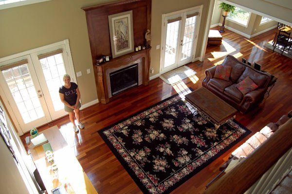 Charities will benefit when custom home sells