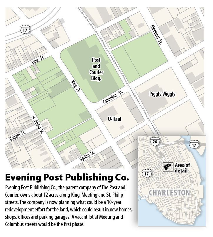 Public reviews plan for 12 acresMore Uptown development comingNewspaper's ownership has major plans