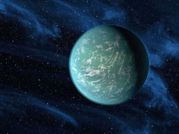 A planet just like ours?