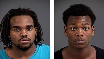 Four accused of breaking into North Charleston gun parts supplier