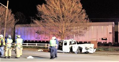 Police: Three ejected after Amtrak train slams into truck in Goose Creek
