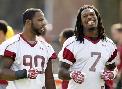 Not Clowney, the other guy