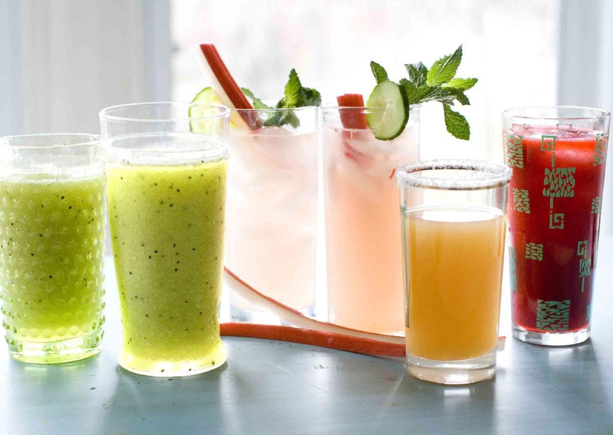 Lose lime for tasty summer cocktails