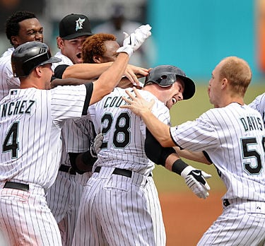 Cousins powers Marlins
