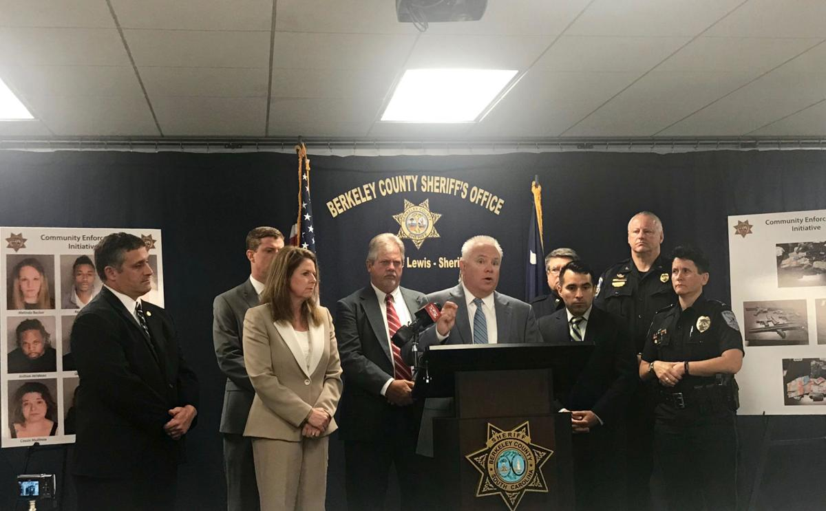45 people charged in tri-county investigation targeting drug