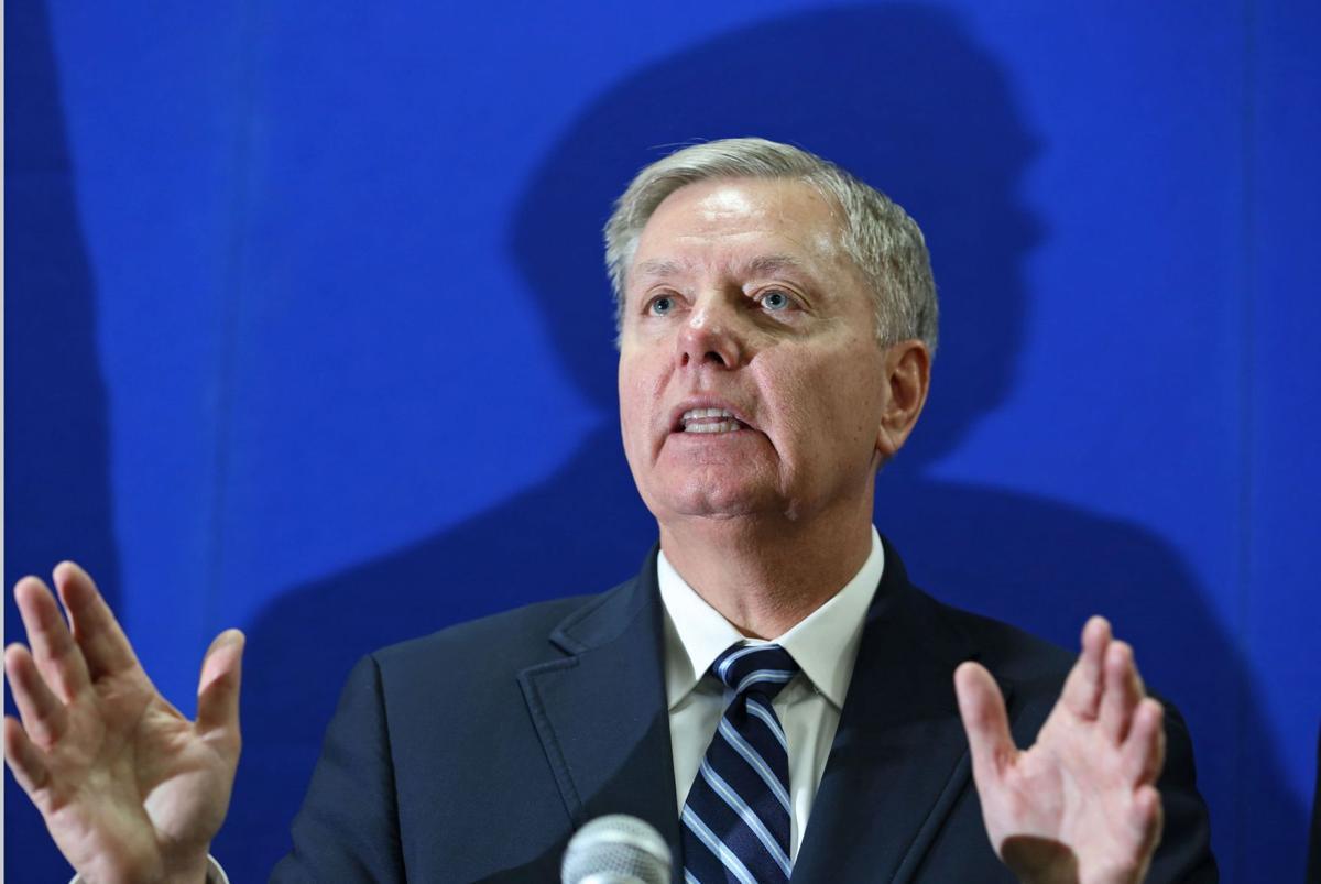 Lindsey Graham on CBS: No Iraq invasion in hindsight; White House bid nearly certain
