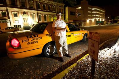 City Could Restrict Taxis