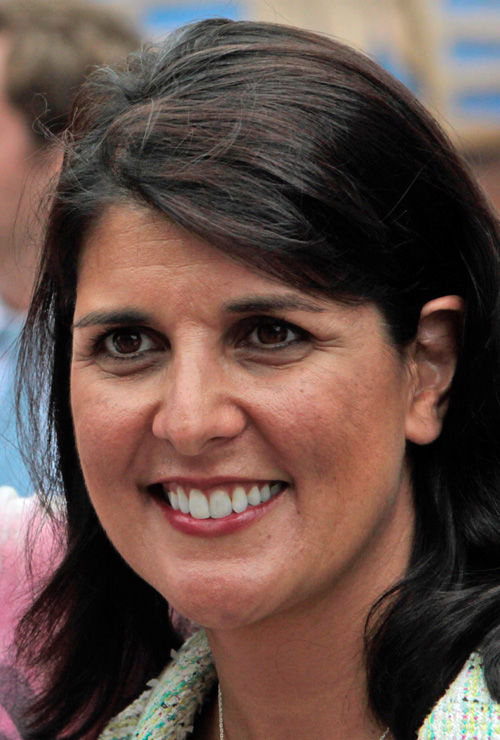 Haley asks that Occupy Columbia suit be sent to federal court